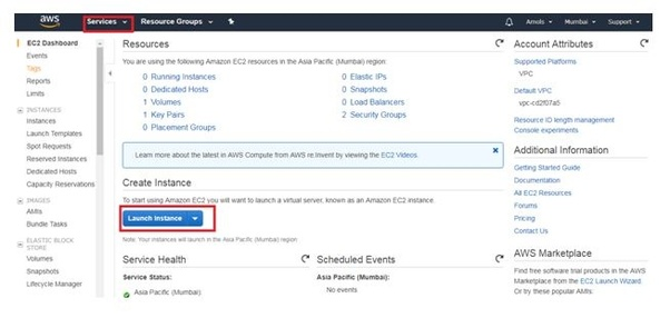 How to log into an AWS instance with a  pem file - Quora