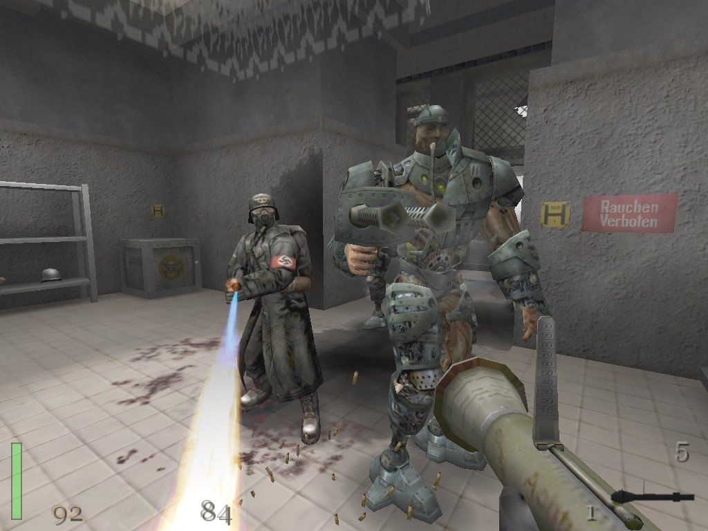 How good of a game is Return to Castle Wolfenstein? - Quora