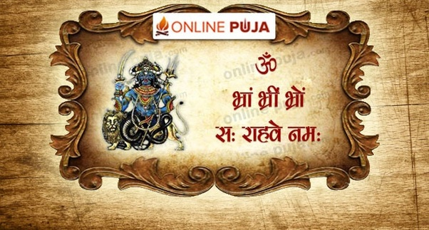 Which matra should I chant for Rahu? - Quora