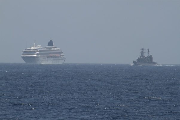 What Would Happen If A Cruise Ship Was Attacked By Pirates Quora - Pirates attack cruise ship