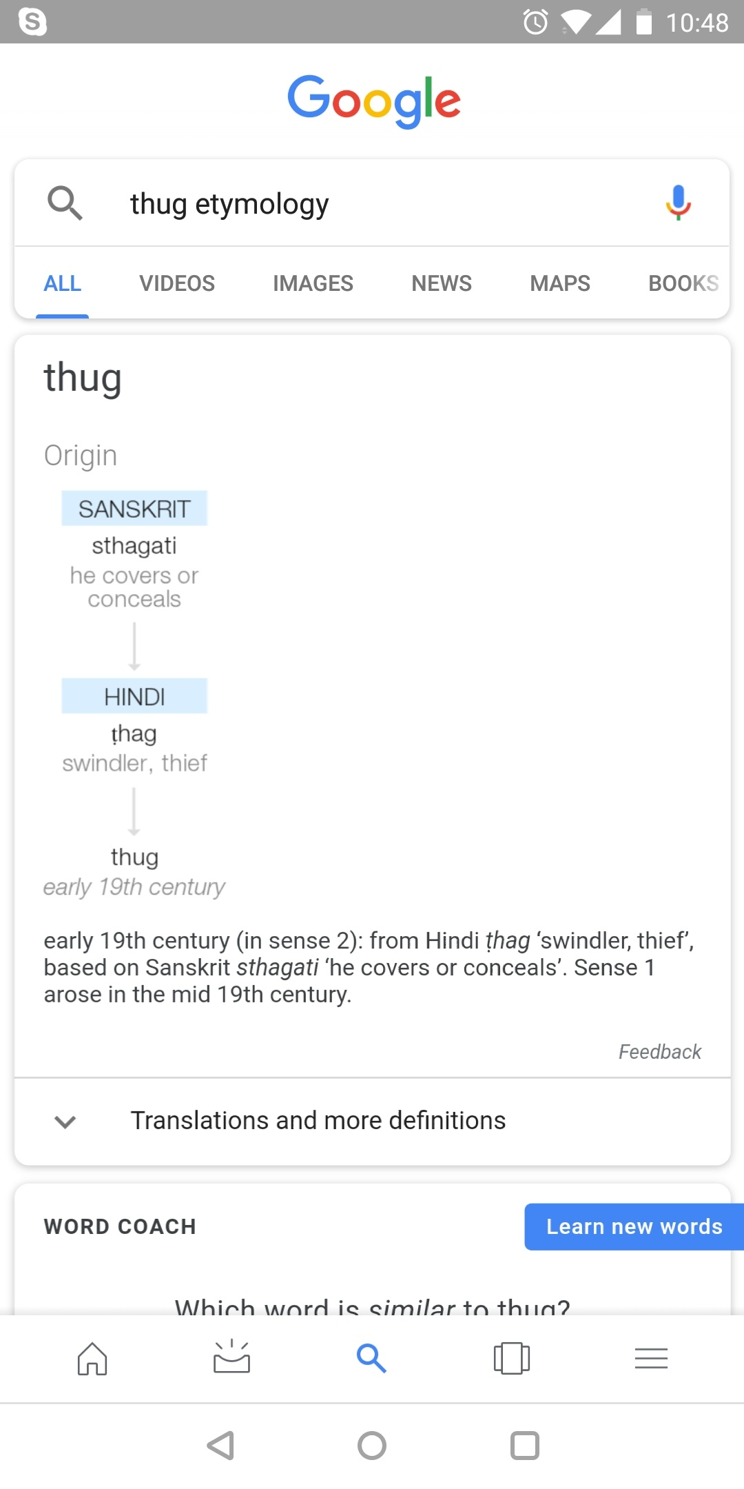 "What is the meaning of the Punjabi word ""Thagg""? - Quora"