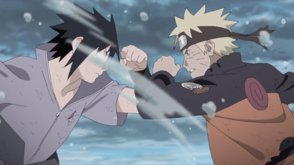 Who Is A Stronger Character Naruto Or Sasuke Quora