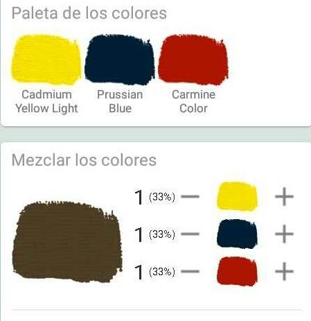 Que Color Se Obtiene De La Mezcla De Azul Amarillo Y Rojo Quora - Como-obtener-el-color-marron