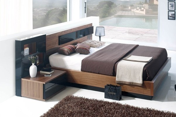 Paris Modern Bed