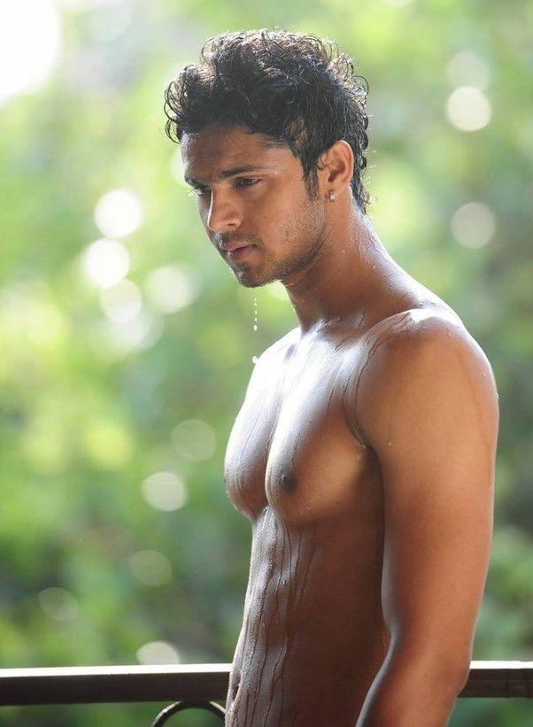 attractive indian men