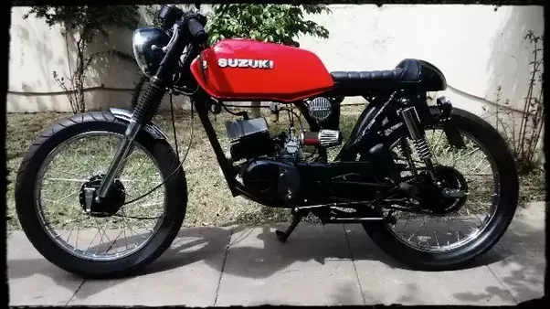 Cheapest Cafe Racer To Build
