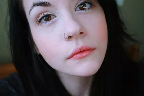 How long does it take for your nose piercing to heal? - Quora