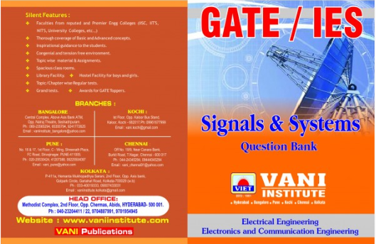And systems by ganesh pdf signals rao