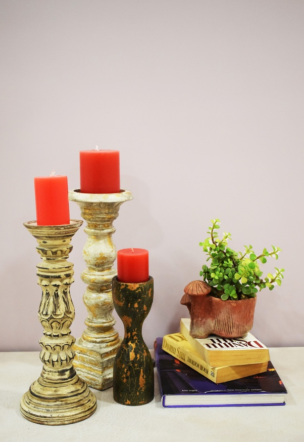 How To Decorate Homes Using Candle Holders Quora