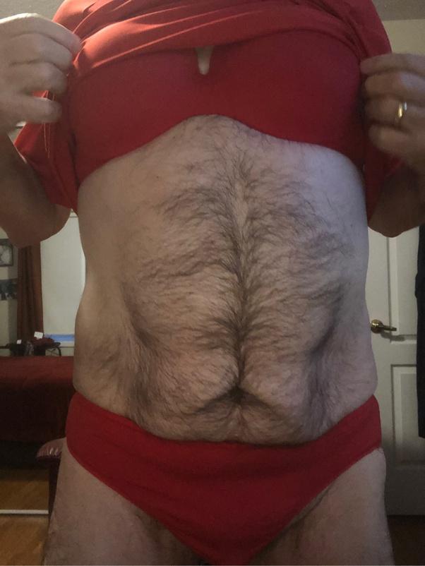 Boyfriend panties my wears My husband