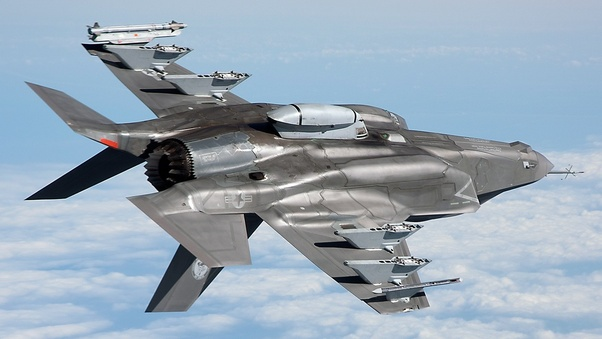 The F-35 program is a waste of money and the USAF already ...