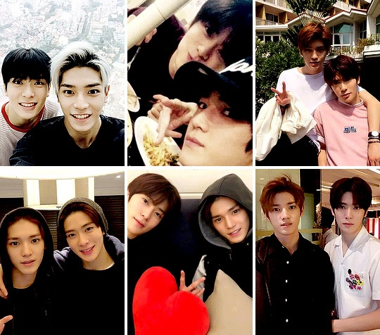 Who is Jaehyun's best friend in NCT? - Quora