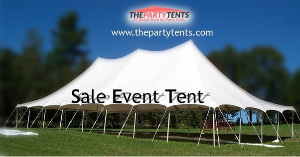 Our Large Party Tents for events can coveru0027s plenty of people. We have high range of Big party tents for sale. & What is the largest tent? - Quora