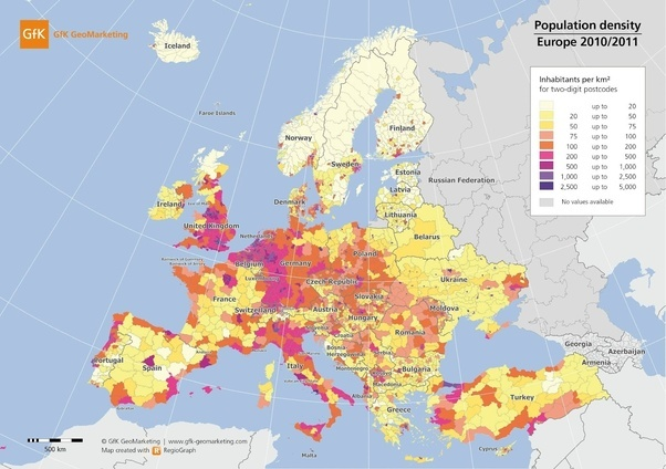 alec actually contradicts himself by providing us with this population density map