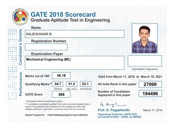 Can I clear the GATE exam by practising only one test series