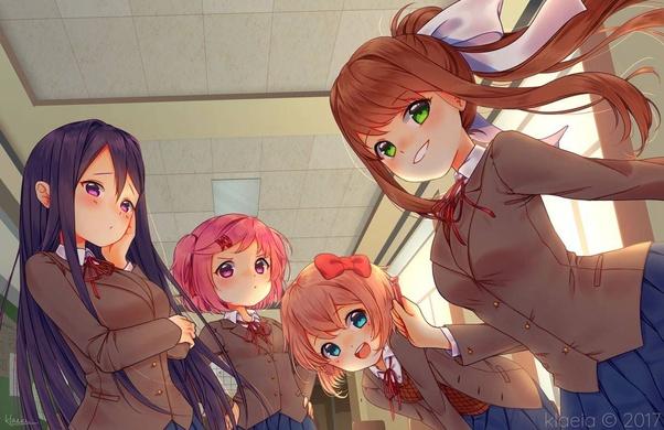 Why is Doki Doki Literature Club so popular? - Quora