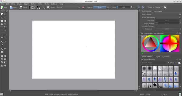 What is the best software for digital painting quora Best digital art software