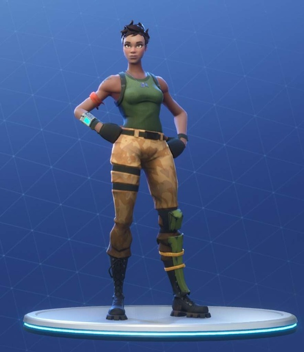 In Your Opinion What Are Your Favourite Fortnite Skins