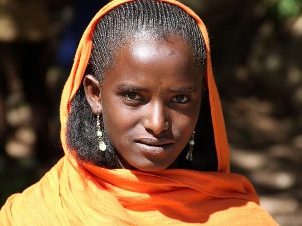 Ethiopian look