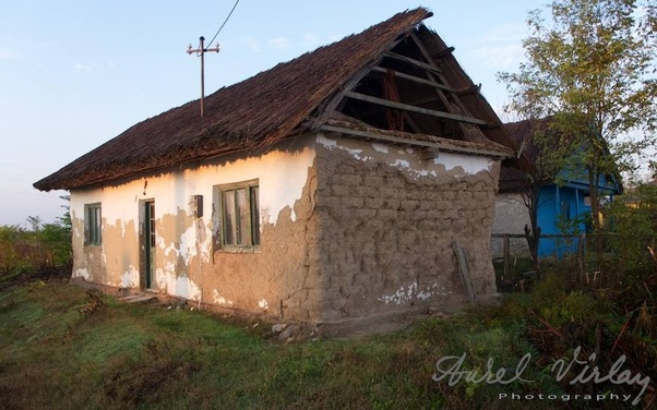Whats it like living in rural romania quora you could find some better looking houses they are usually owned by people who work in cities or abroad and are usually used as vacation homes publicscrutiny Choice Image