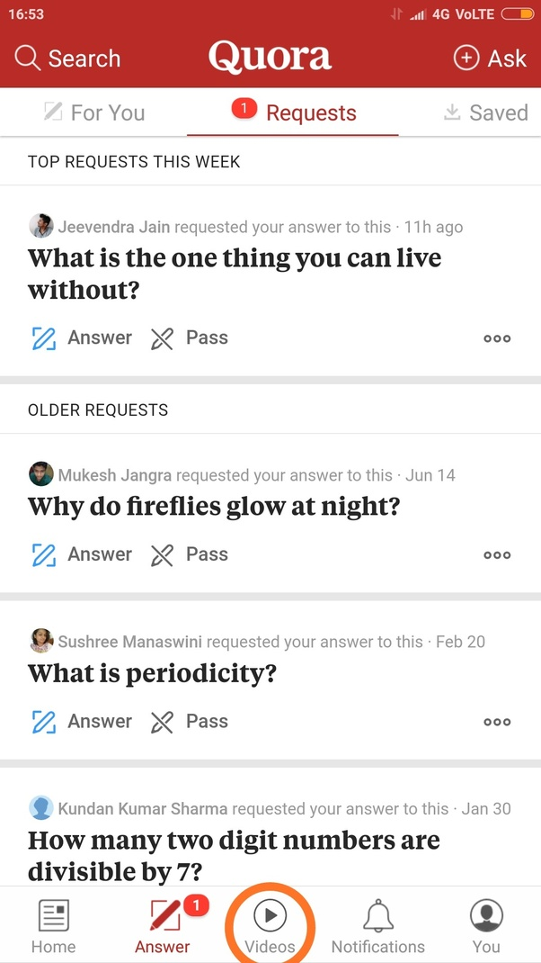 What is the one thing you can live without? - Quora