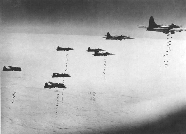 Saturation Bombing Ww2