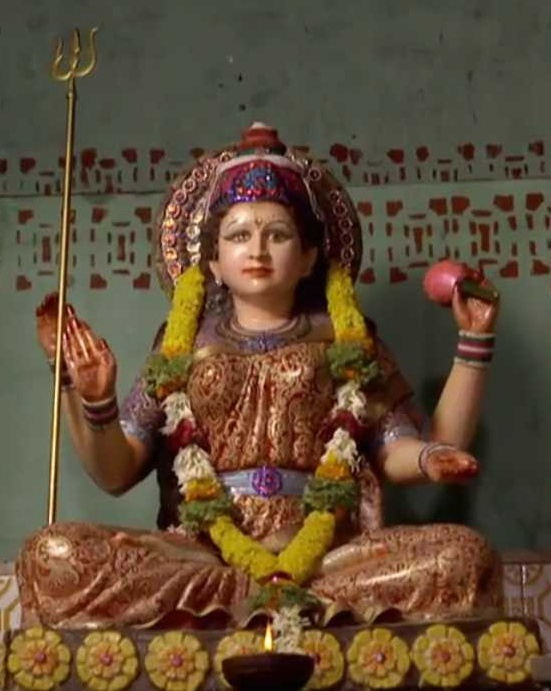 Does Santoshi mata exist only on the basis of a bollywood movie ...
