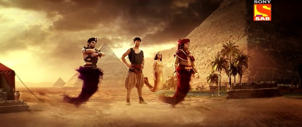 What is your review of the show 'Aladdin- Naam Toh Suna Hoga' On SAB