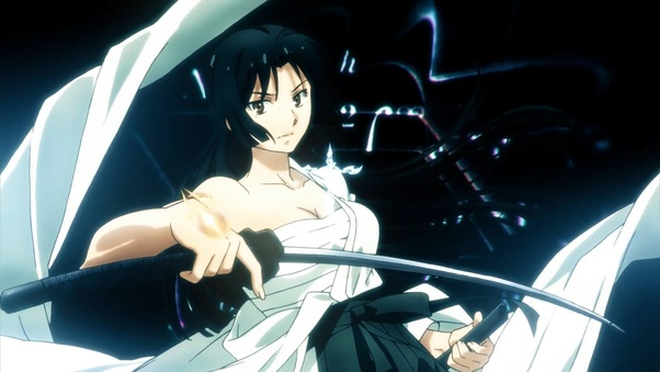 Who Is The Most Skilled Swordsman In Anime Quora