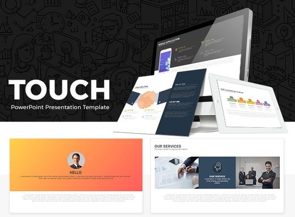 What is the best source for microsoft powerpoint templates quora company profile free powerpoint template toneelgroepblik Gallery