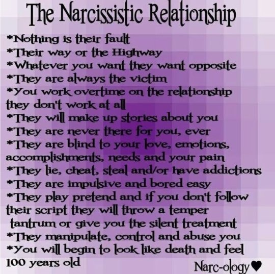What do narcissists actually care about? - Quora