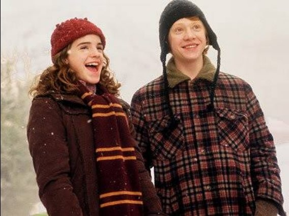 Are there any Harry/Hermione shippers that don't hate the Weasleys