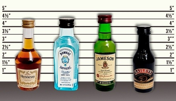 What Sizes Do Liquor Bottles Come In Quora