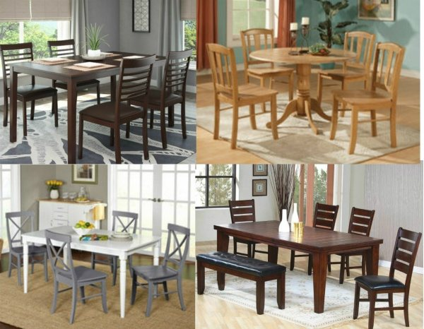 Do most people buy dining tables and chairs together as a set, or ...
