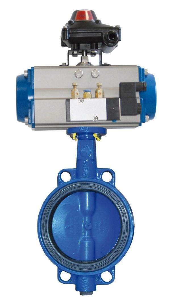 What Is The Difference Between An Actuator And A Valve