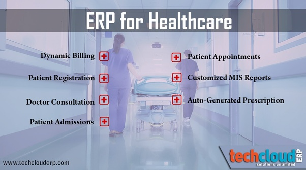 What is the best ERP software providers for hospitals? - Quora