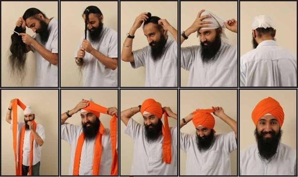 Do all Sikhs wear turbans? - Quora