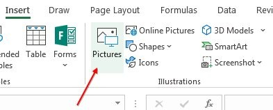 How to insert jpeg's into an excel document - Quora