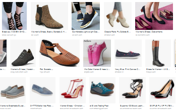 Which website sells unique women's shoes in Nigeria? Quora