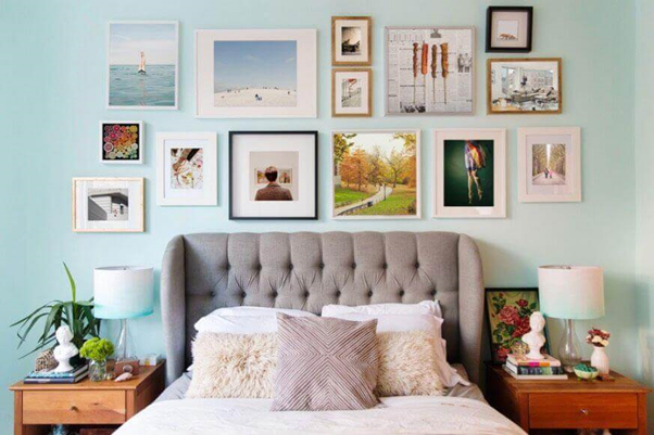How to decorate my bedroom with art - Quora