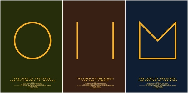 What Are Some Examples Minimalistic Posters Of Cult Classic Movies