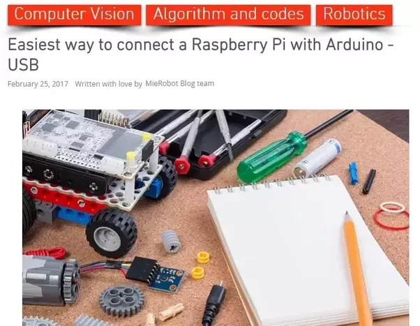 How to connect my raspberry pi arduino uno r together