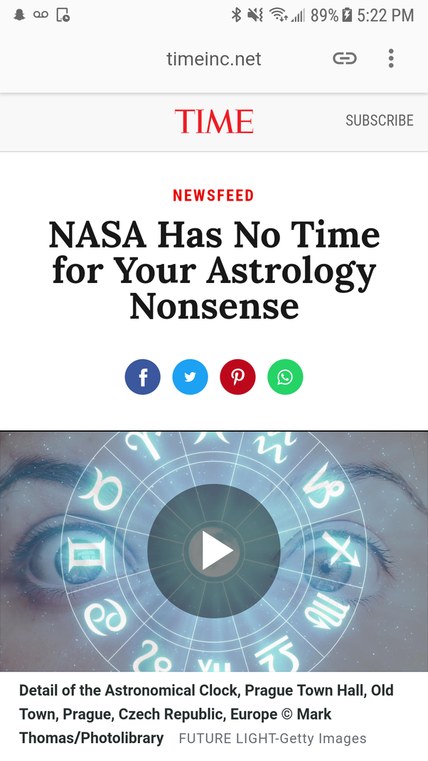 Which horoscope corresponds most to INTP personality type