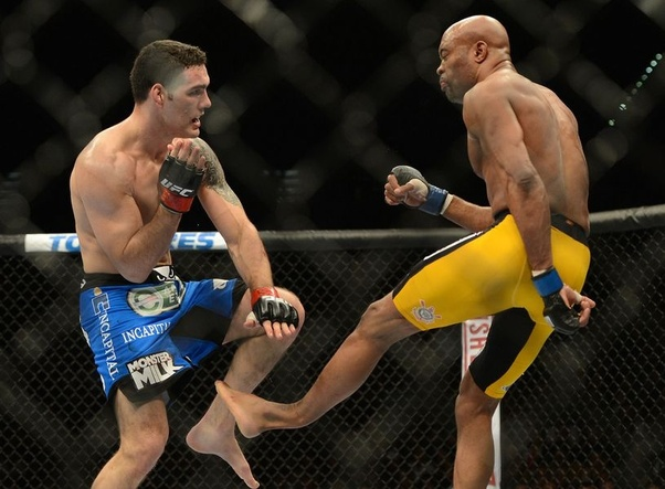 Are UFC fights staged or fake? I watched a few UFC matches