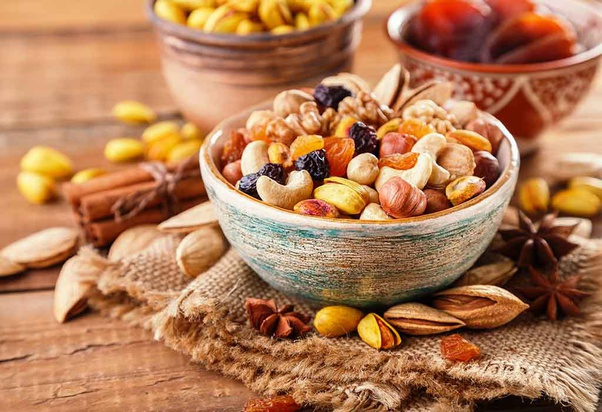 What are the health benefits of dry fruits and nuts? - Quora