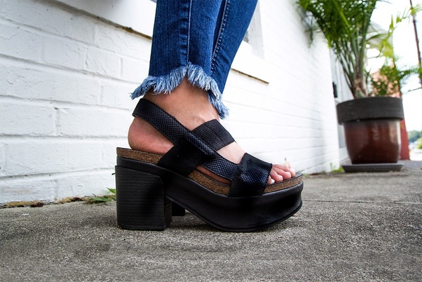 Are Wedges Better than High Heels? The Answer