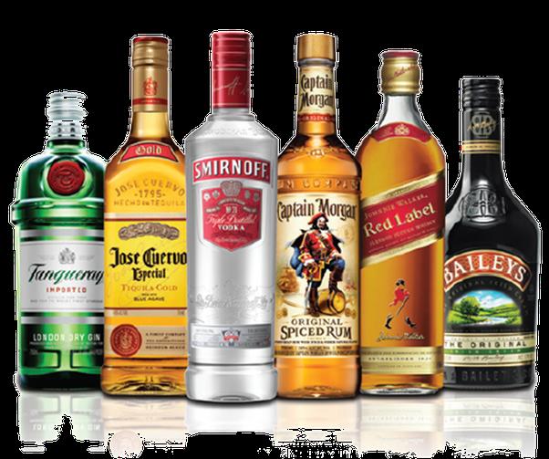 What Sizes Do Liquor Bottles Come In Quora
