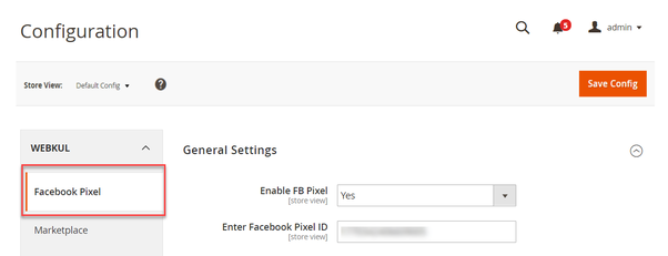 How to add Facebook pixel code on magento store - Quora