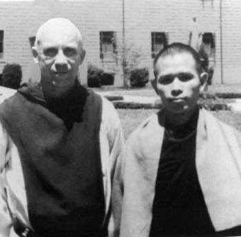 Gab oder gibt es eine christliche Sekte, die vom Buddhismus beeinflusst wird?