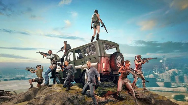 How to rank up faster on PUBG Mobile - Quora